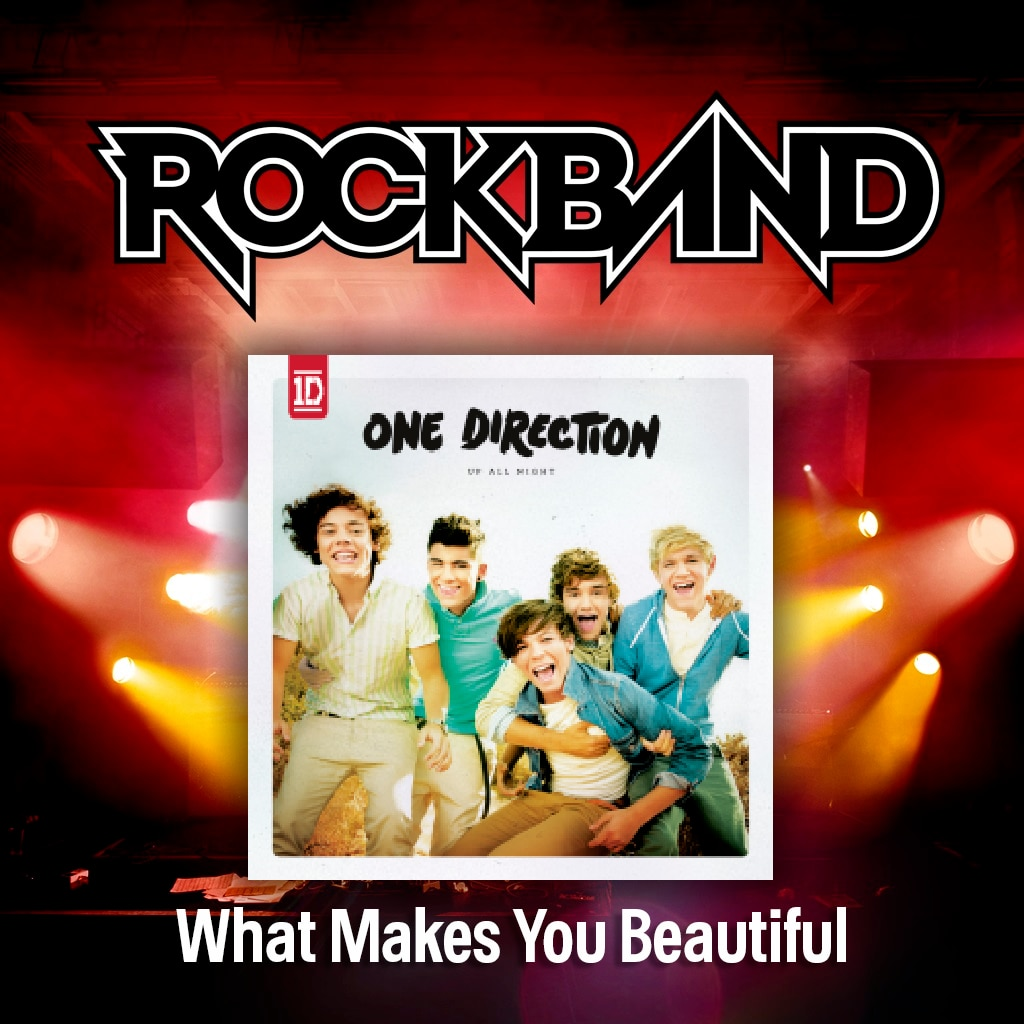 'What Makes You Beautiful' - One Direction