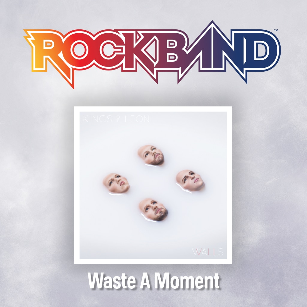 'Waste a Moment' - Kings Of Leon