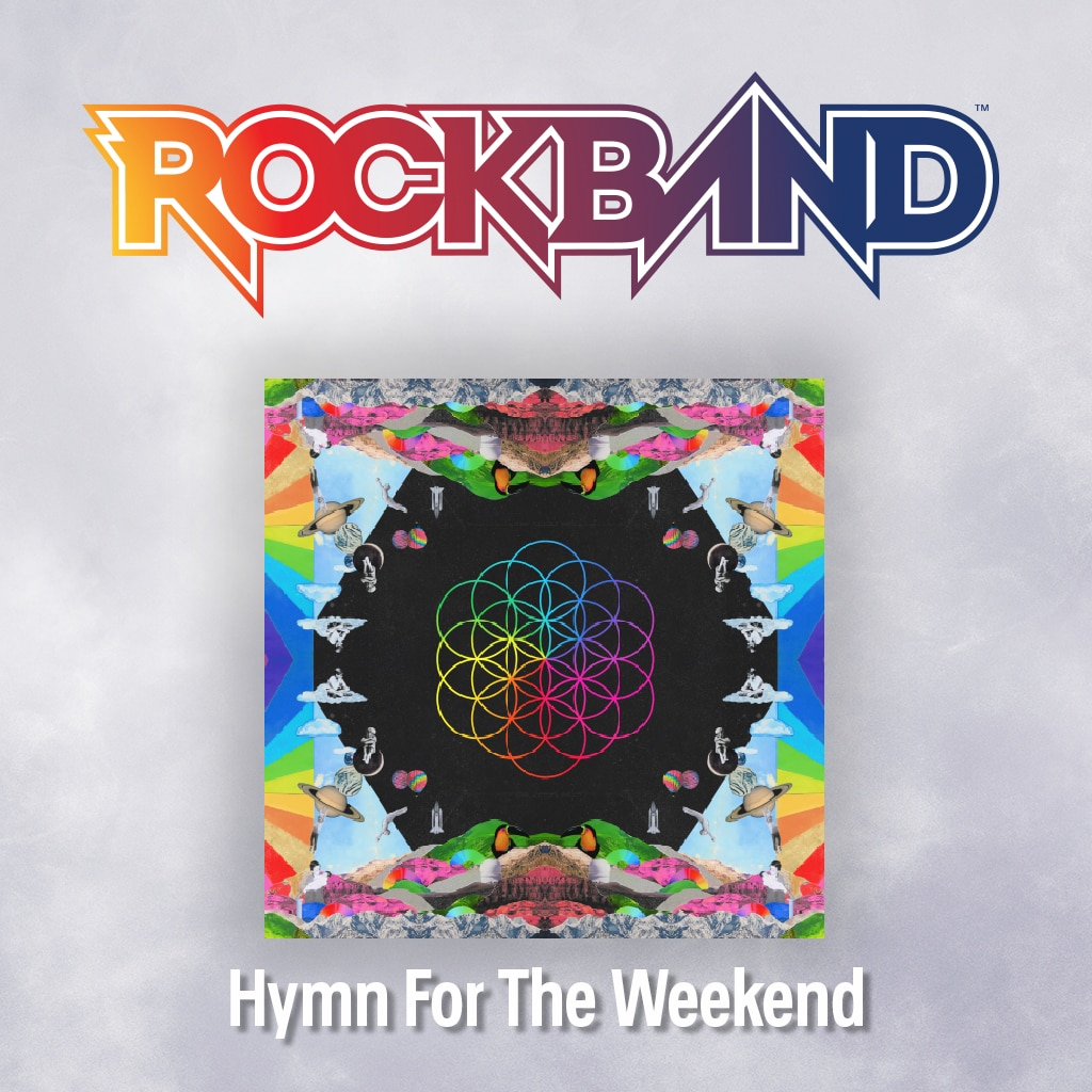 'Hymn For The Weekend' - Coldplay