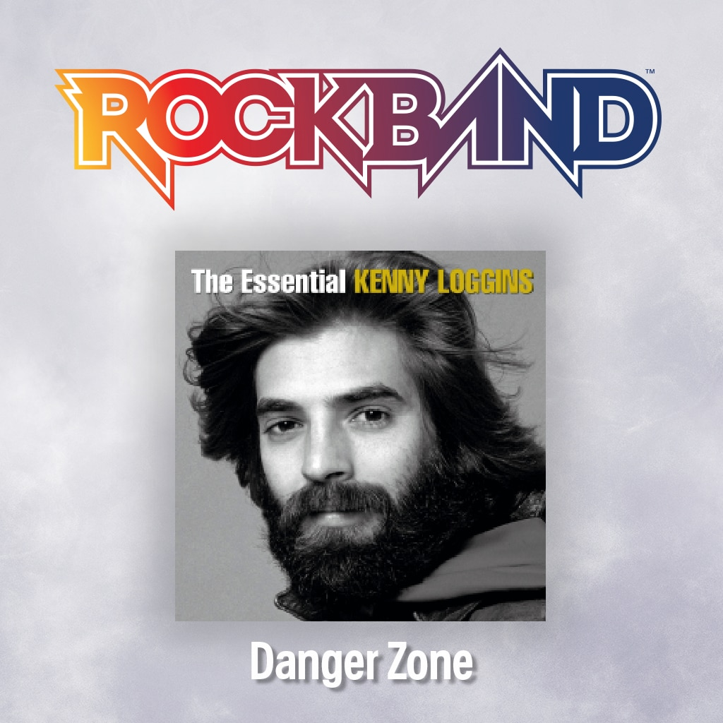 'Danger Zone' - Kenny Loggins