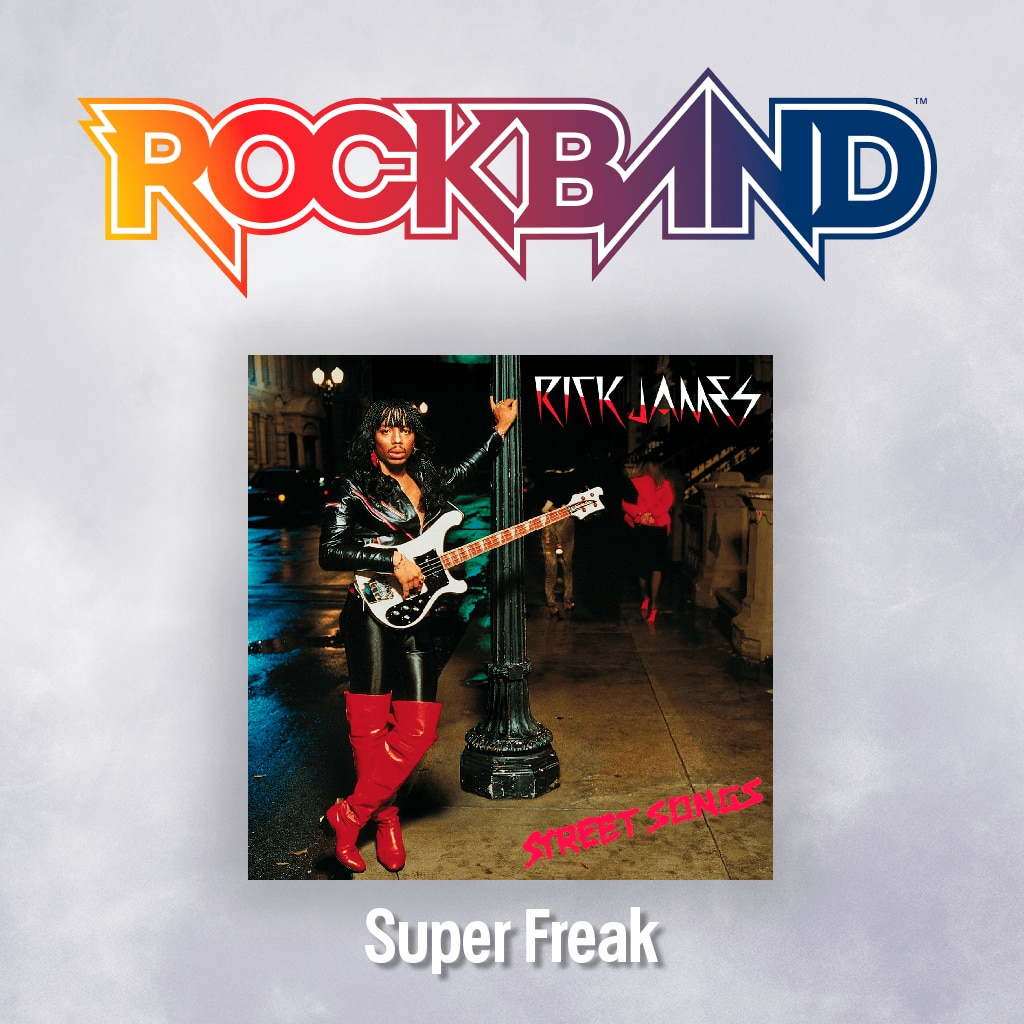 'Super Freak' - Rick James