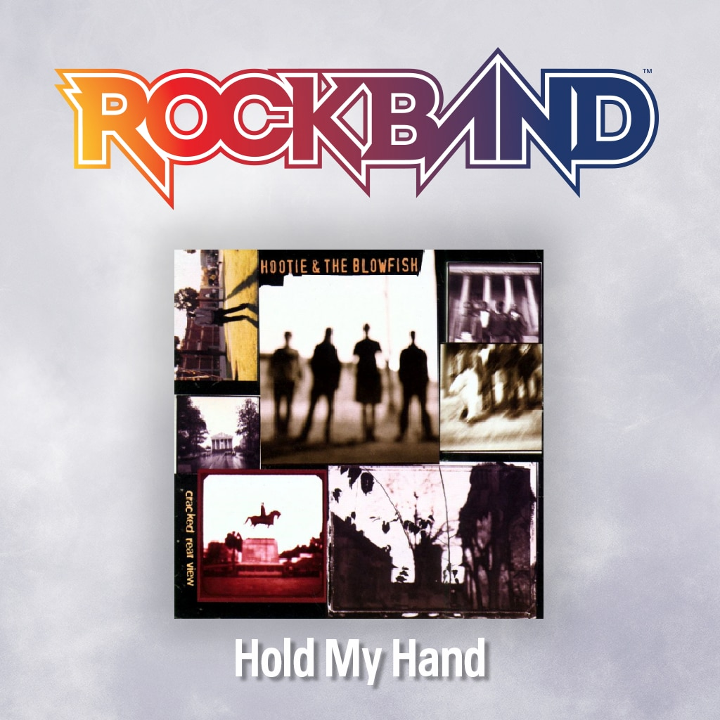 'Hold My Hand' - Hootie & The Blowfish