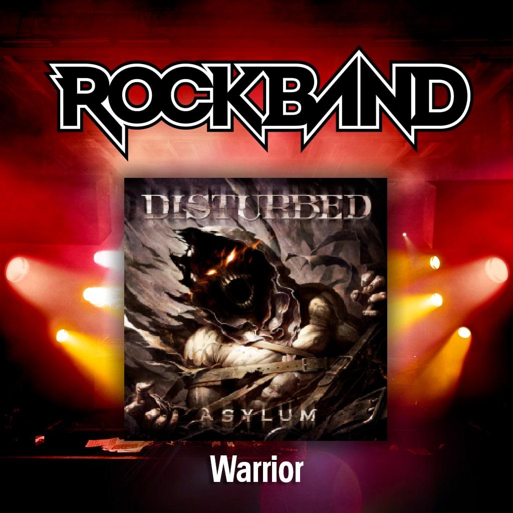 'Warrior' - Disturbed