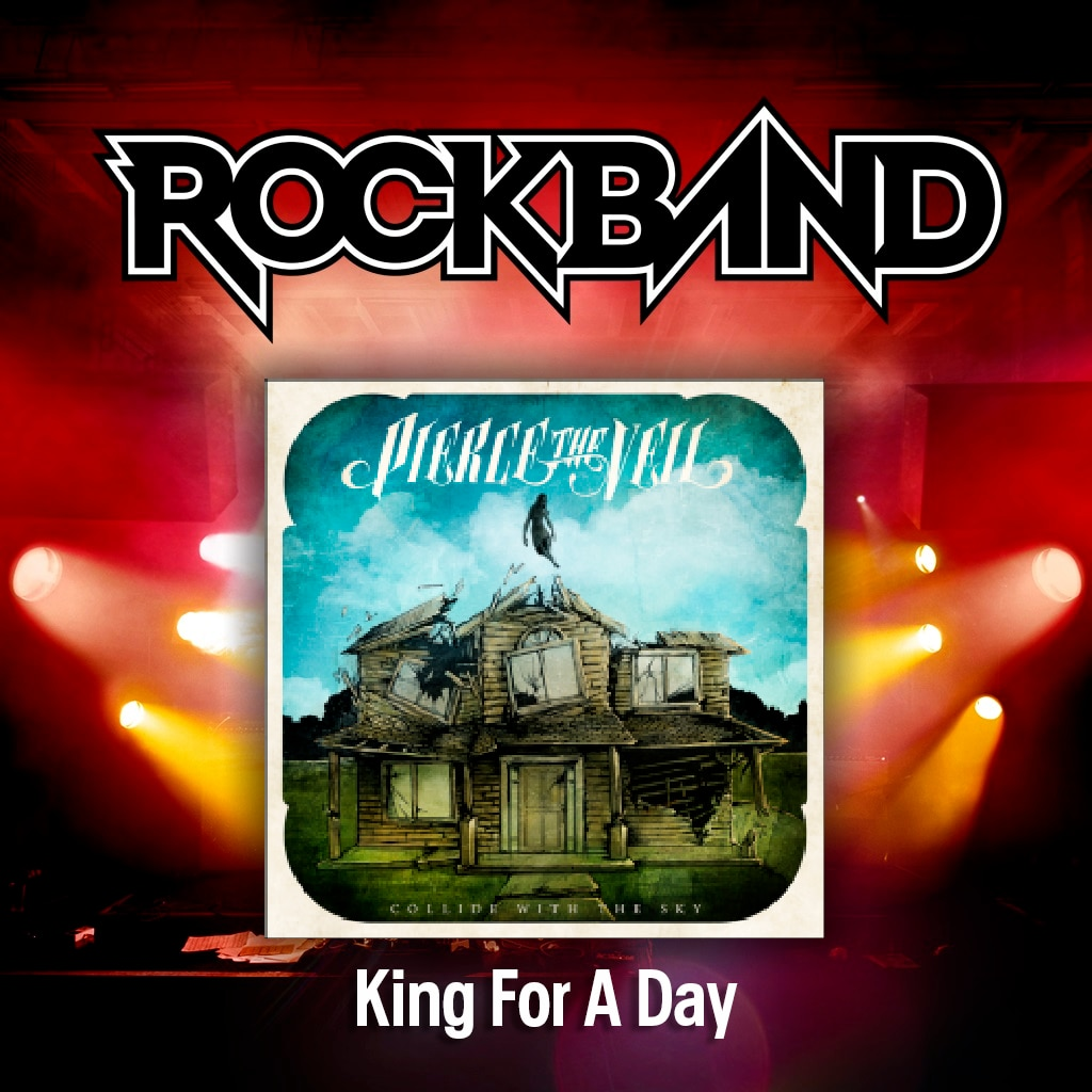 'King For A Day' - Pierce The Veil ft. Kellin Quinn