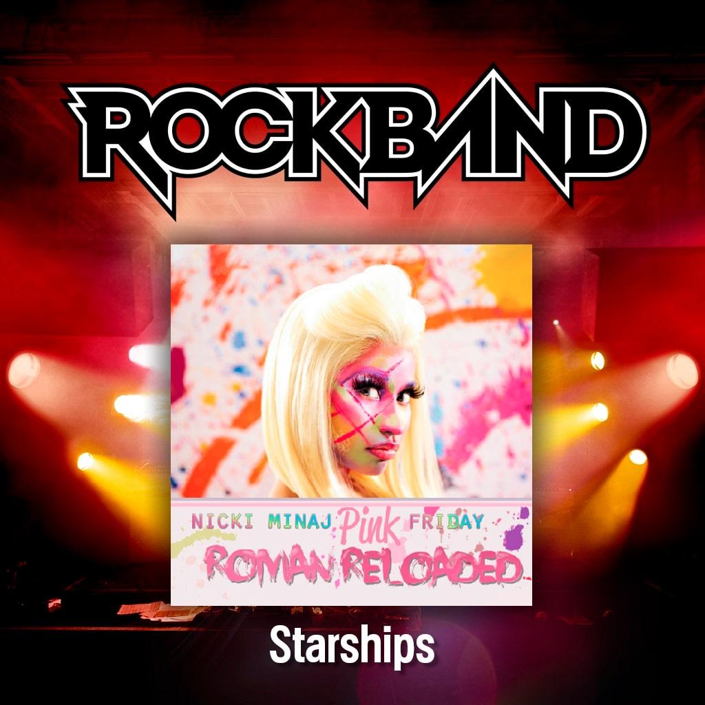 'Starships' - Nicki Minaj