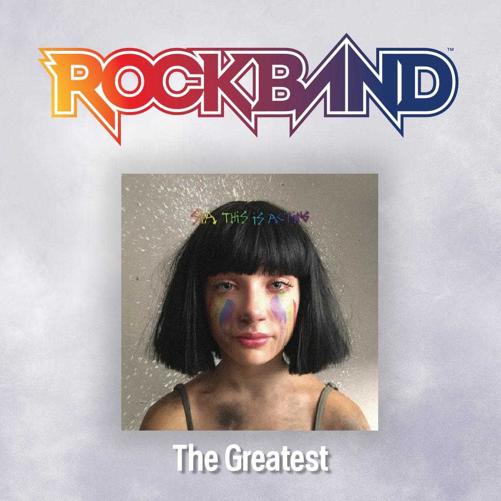 'The Greatest' - Sia ft. Kendrick Lamar
