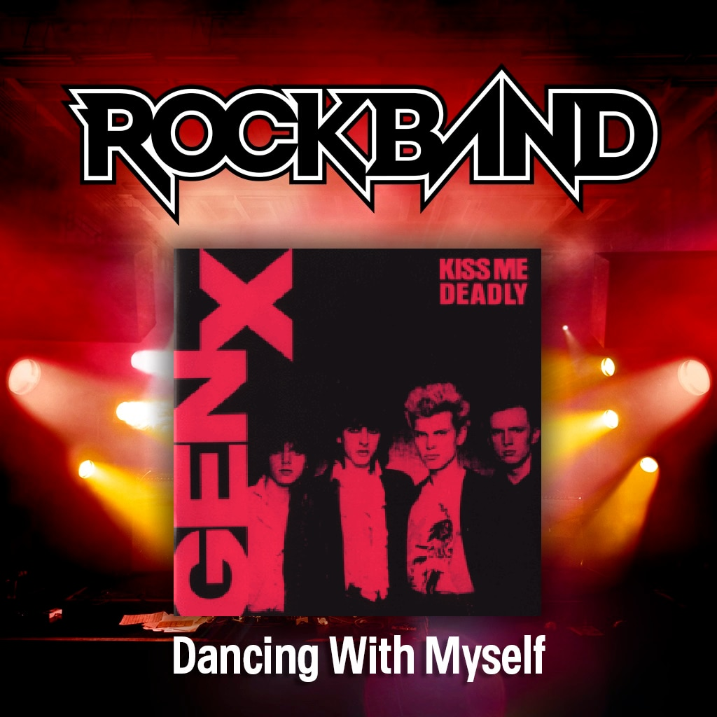 'Dancing With Myself' - Generation X
