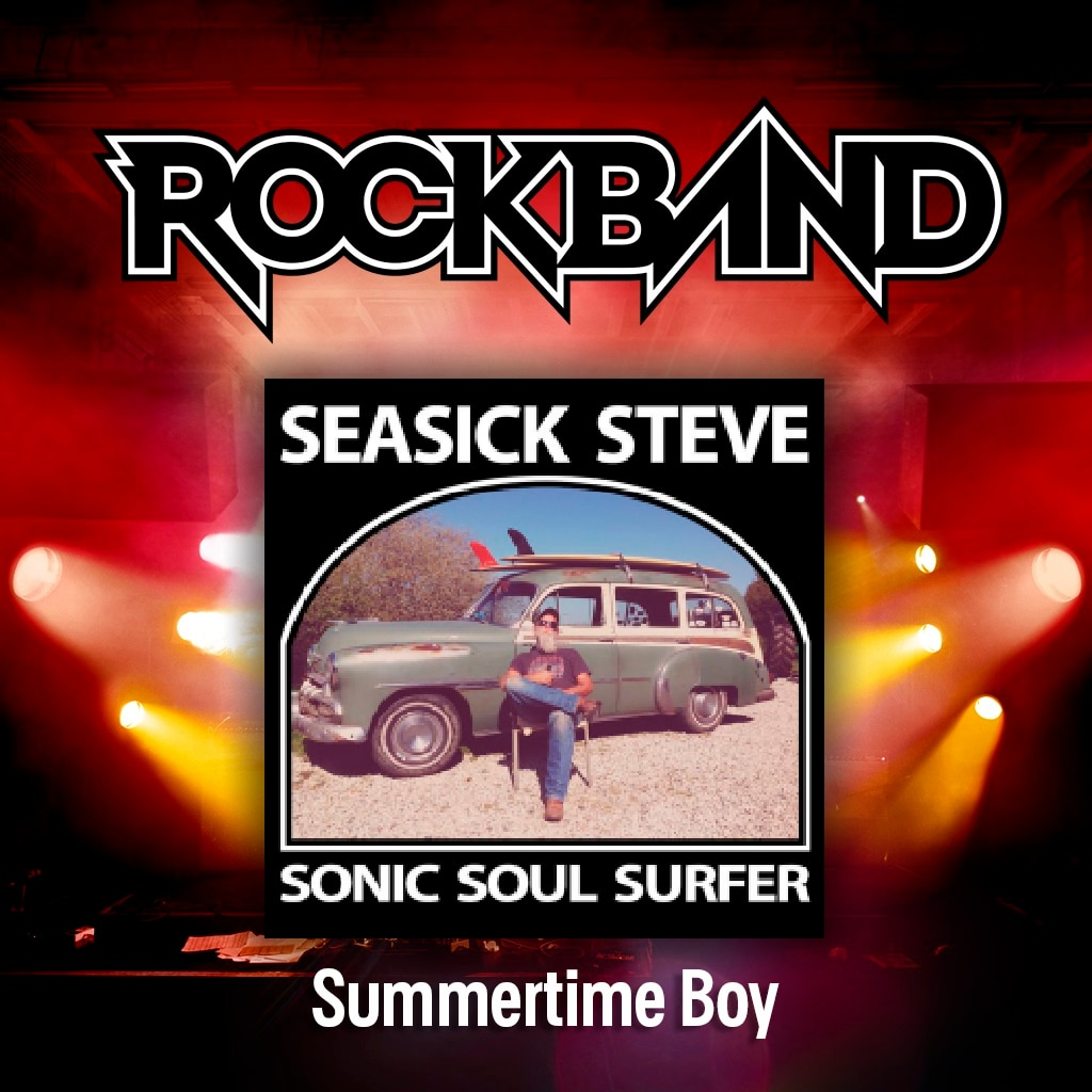 'Summertime Boy' - Seasick Steve
