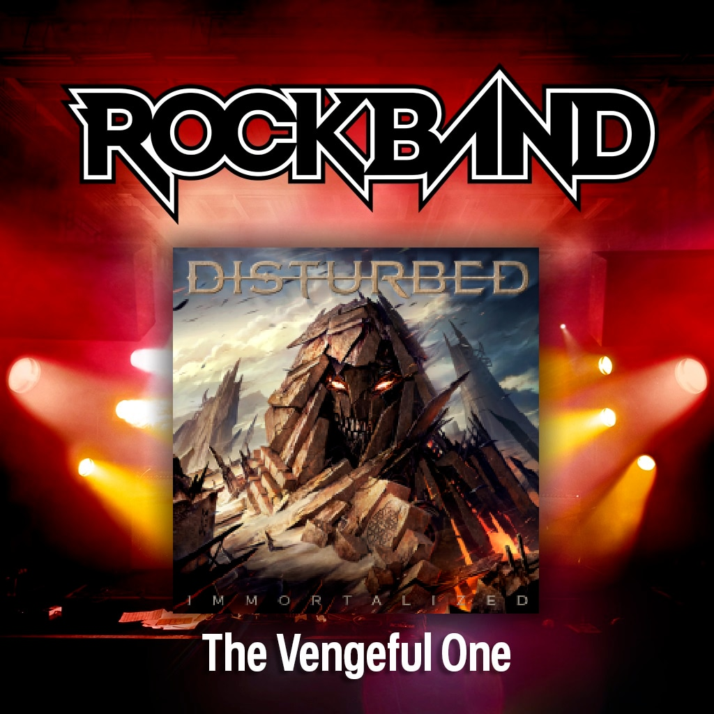'The Vengeful One' - Disturbed