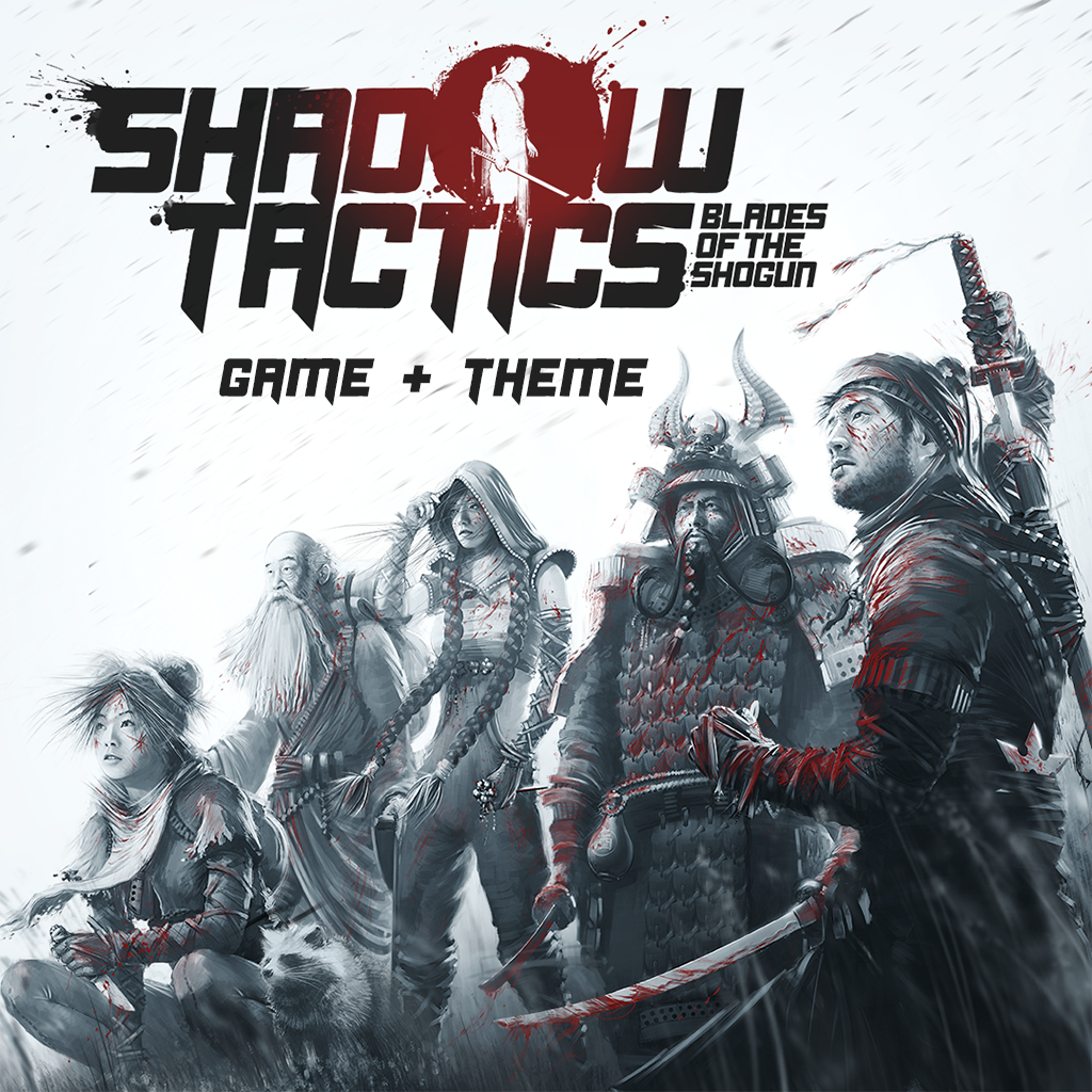 Shadow Tactics: Game + Theme