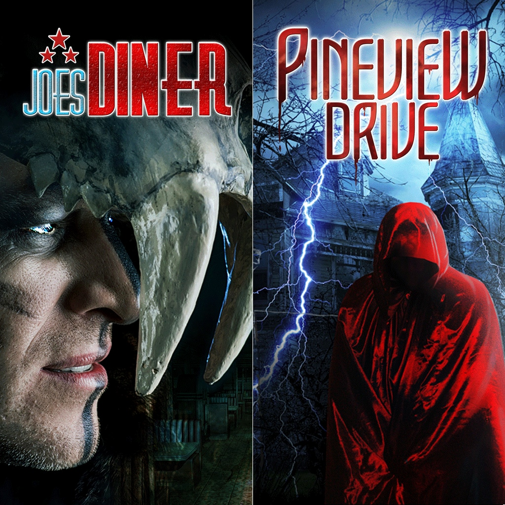 Pineview Drive - Joe's Diner Horror Bundle