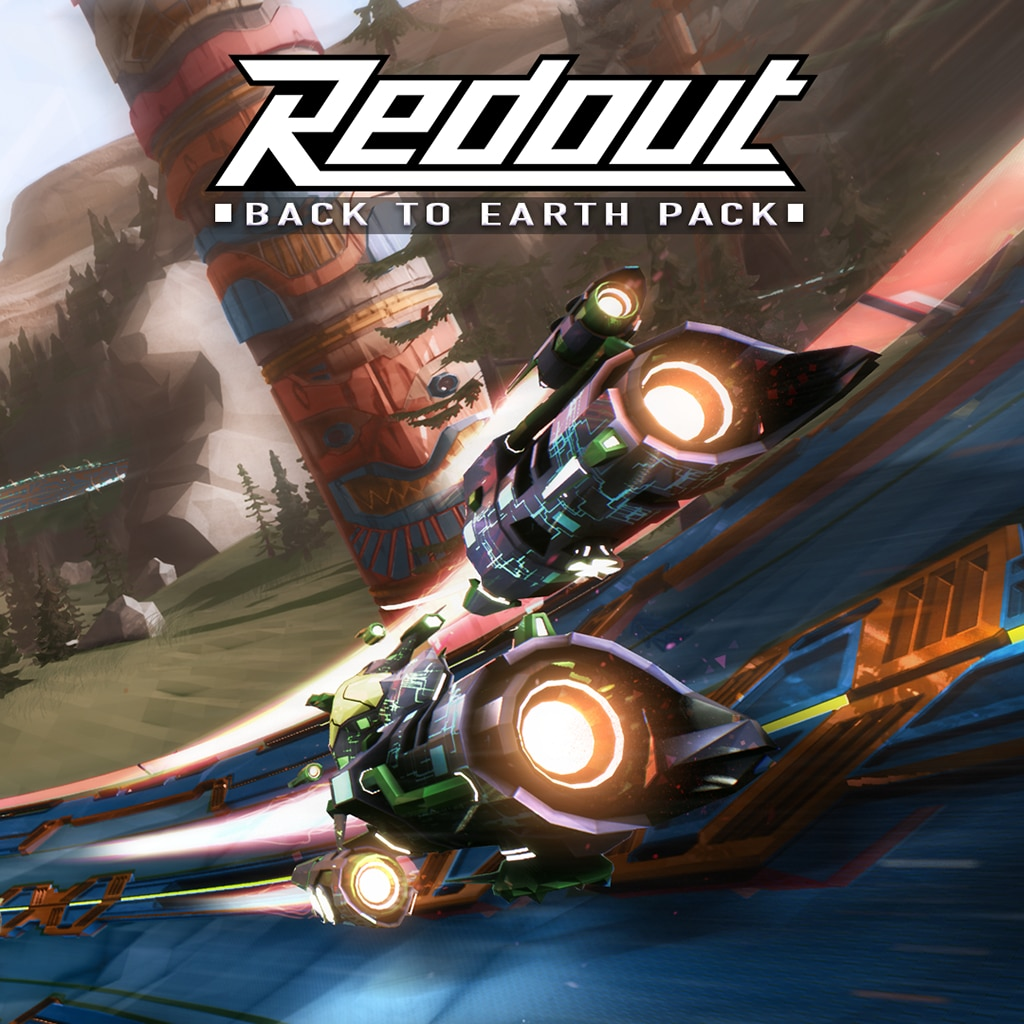 Redout: Back to Earth Pack