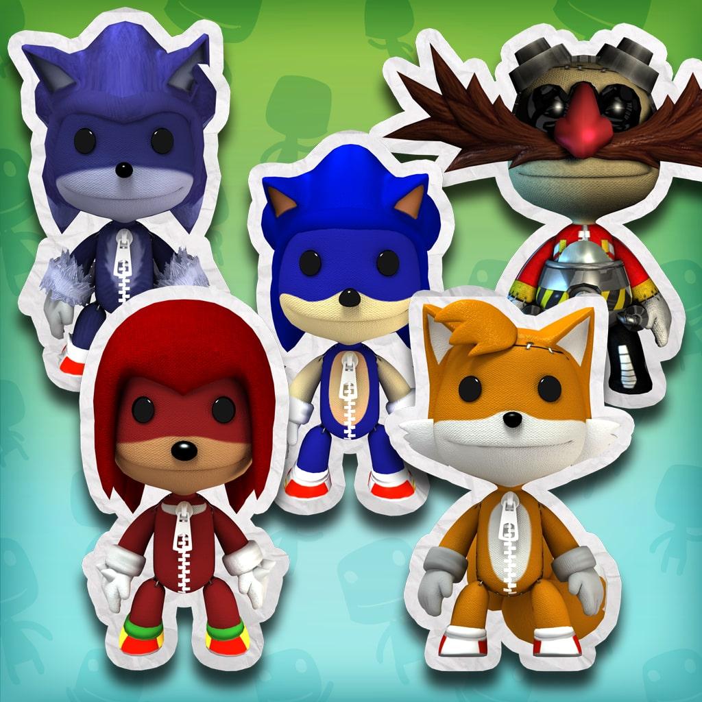 LittleBigPlanet™ - Sonic the Hedgehog™ - Costume Kit