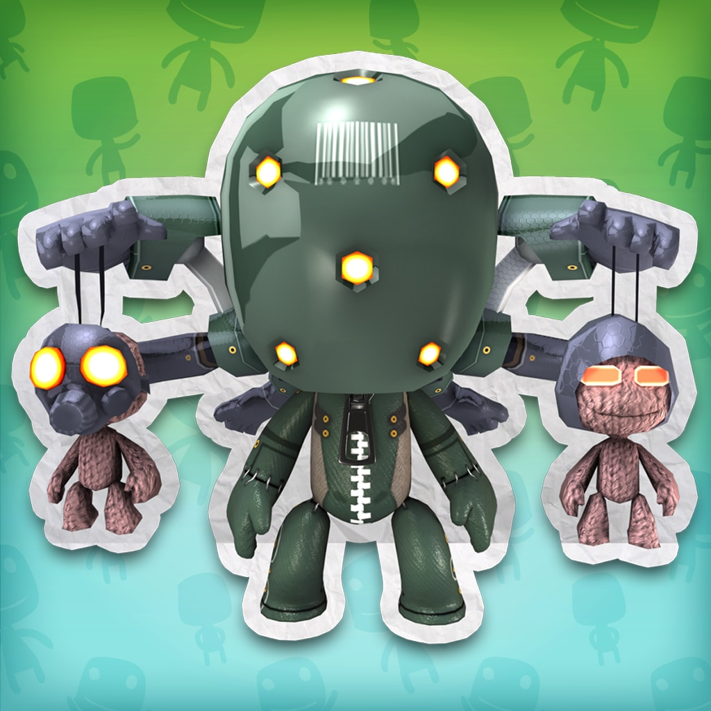 Metal Gear Solid®: Screaming Mantis Costume