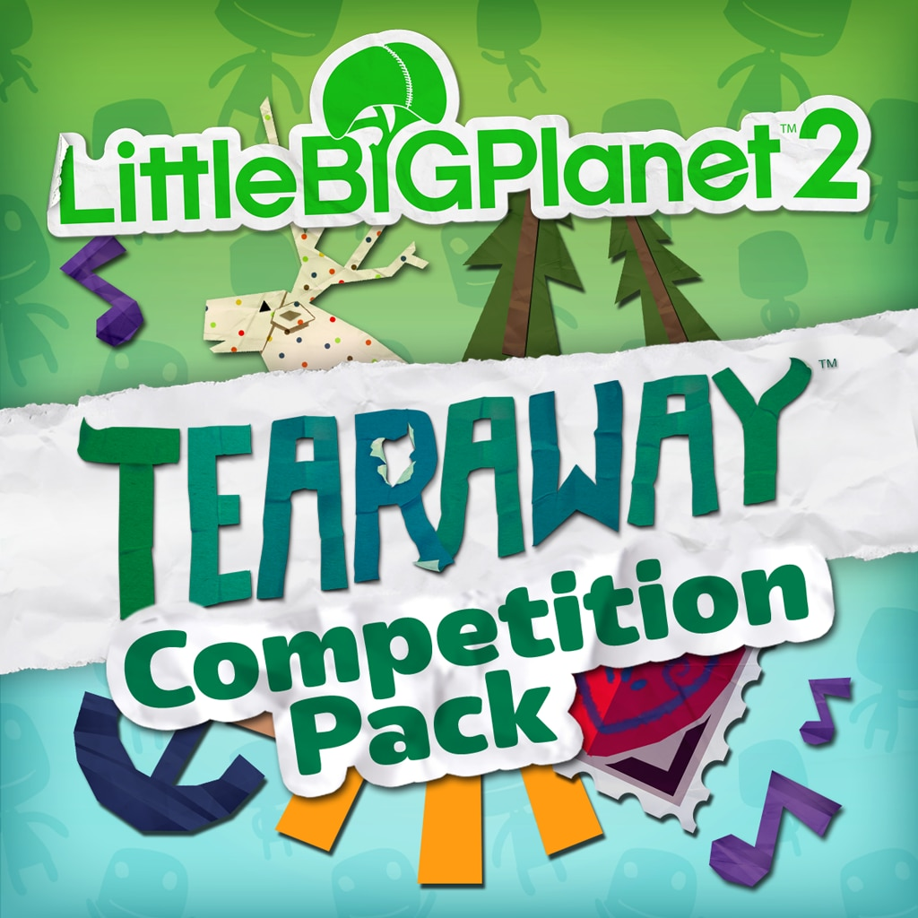 Tearaway™ Competition Pack