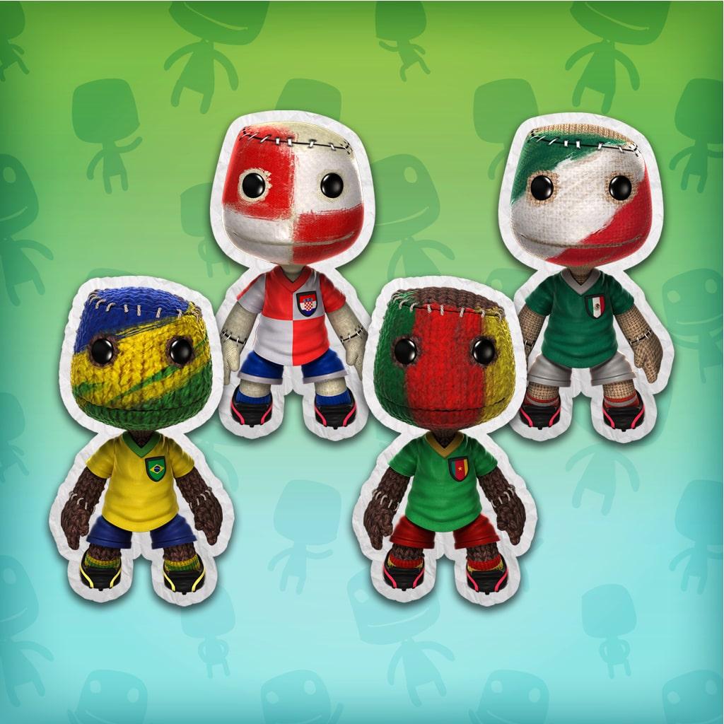 Набор «LittleBigPlanet™: футбольные болельщики 1»