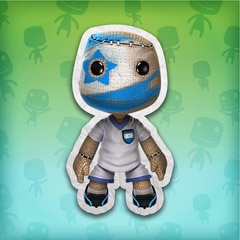 LittleBigPlanet™ Honduras Football Fan Costume