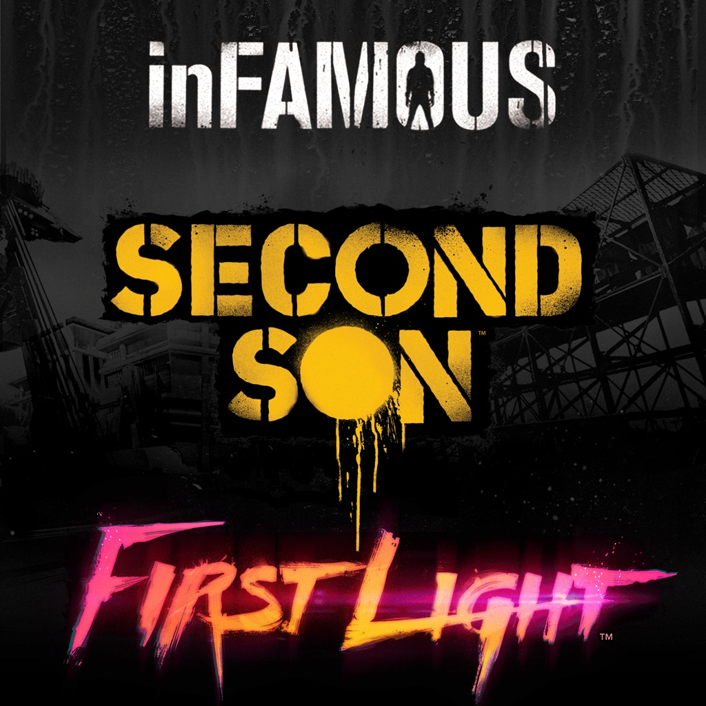 inFAMOUS Second Son™ + inFAMOUS™ First Light
