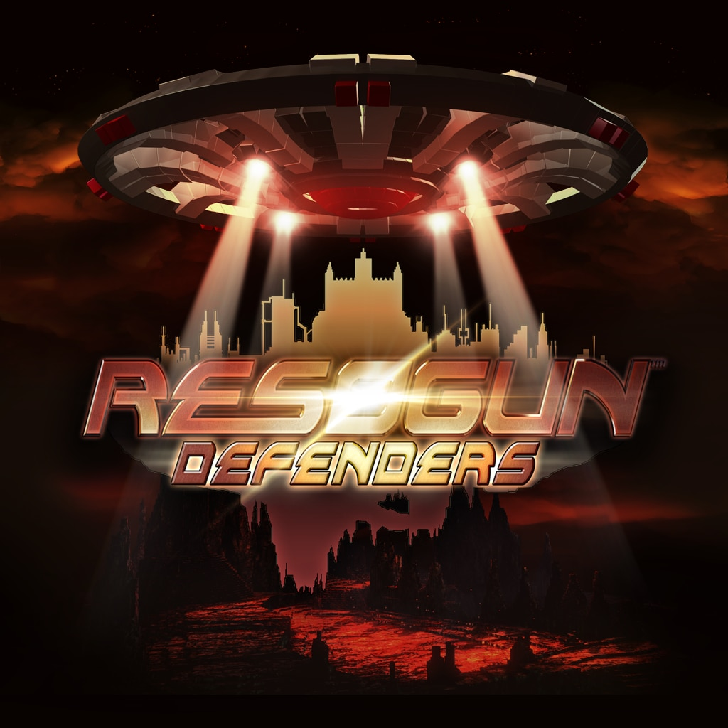 Pack d'extension RESOGUN™: Defenders