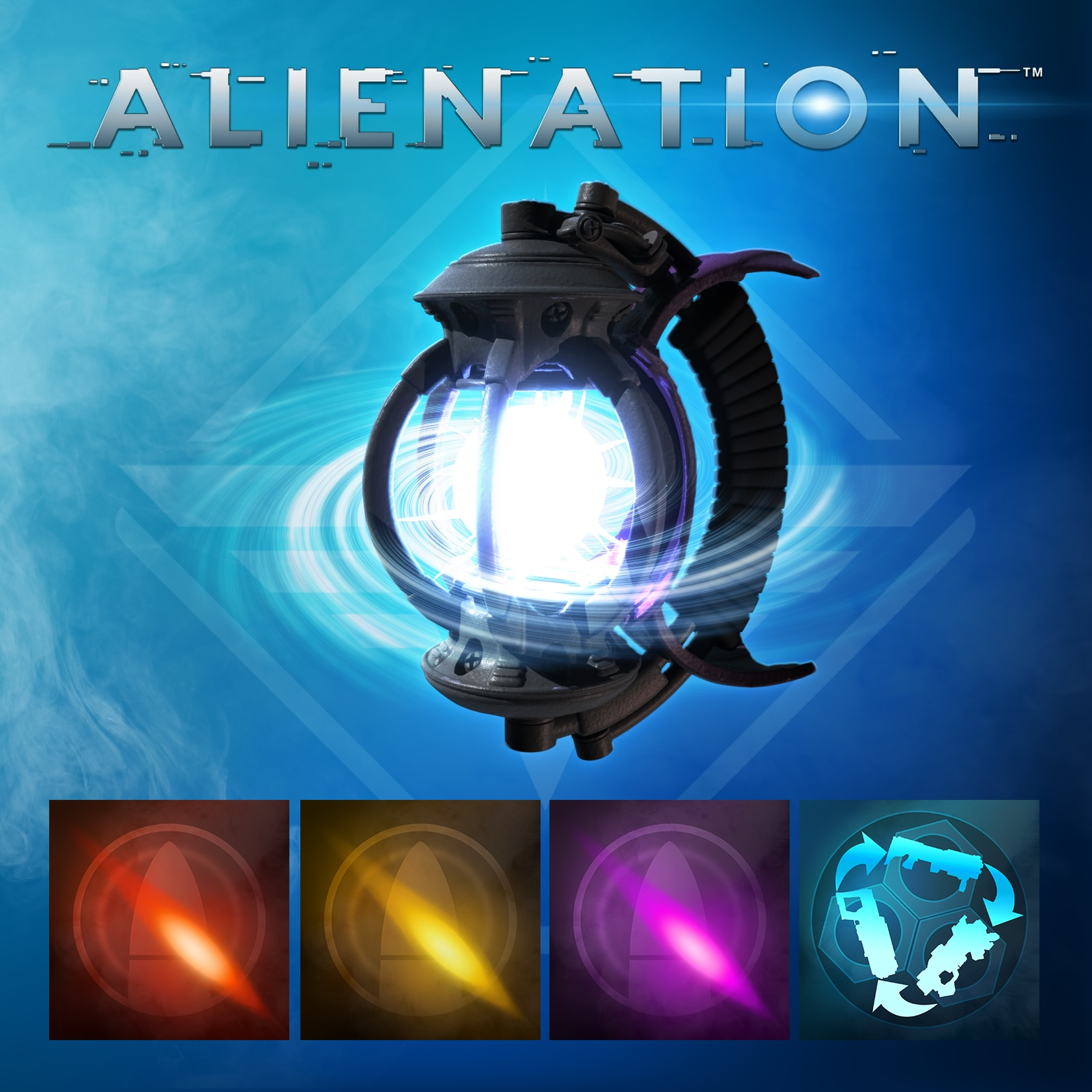 ALIENATION™: Overlevingspack