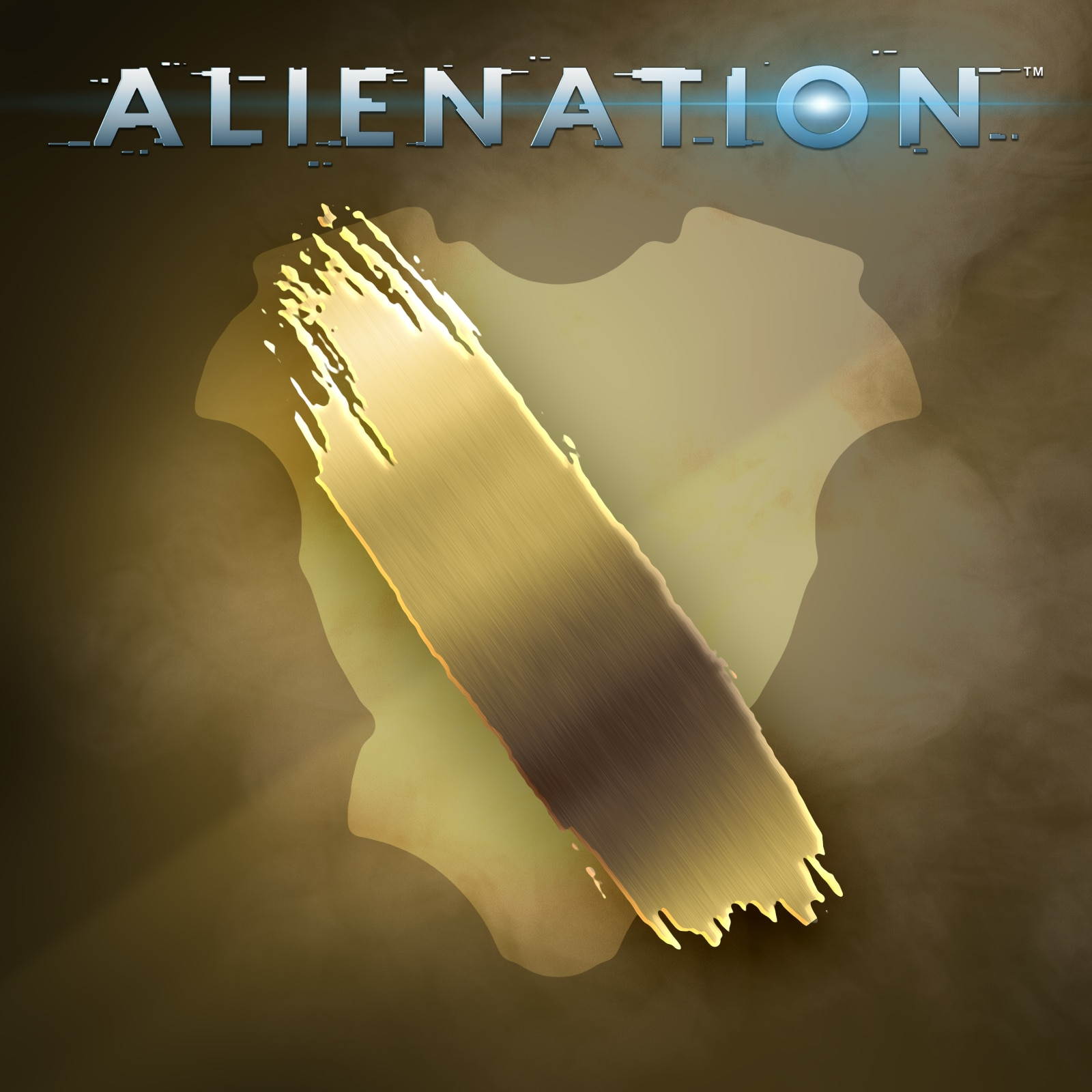 ALIENATION™ Gold Armour Paint Colour