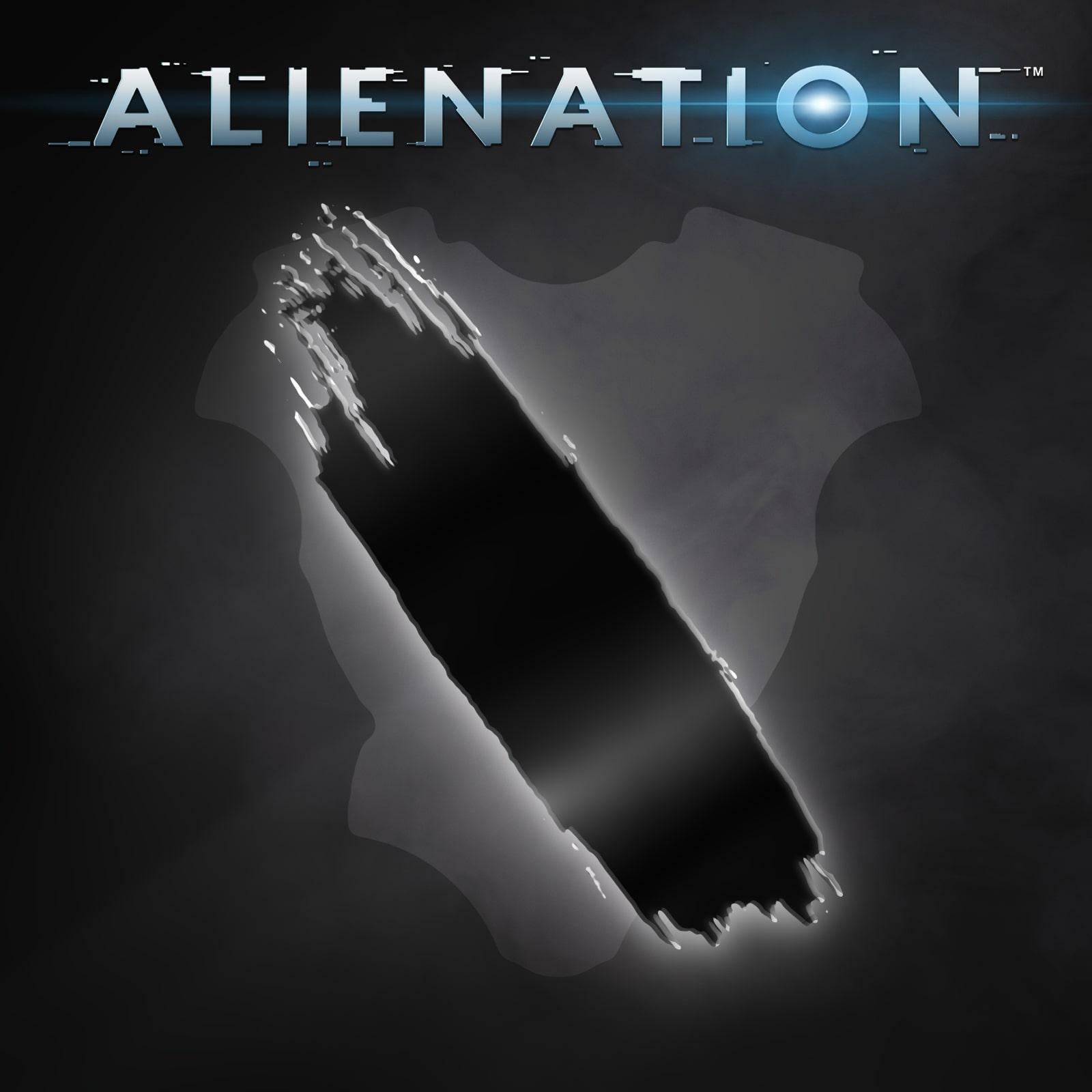 ALIENATION™ Black Armour Paint Colour