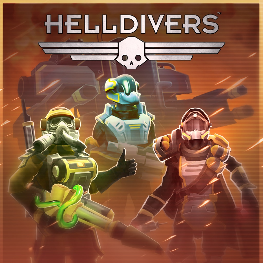 HELLDIVERS™ Reinforcement Pack 2