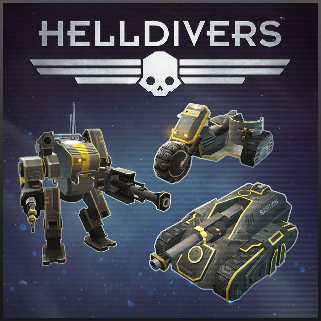 HELLDIVERS™ - Pack Véhicules