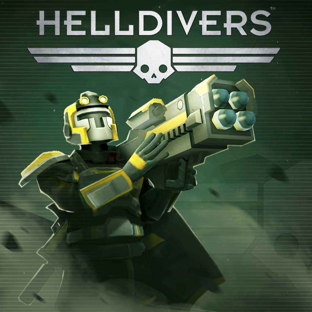 HELLDIVERS™ - Extension Commando