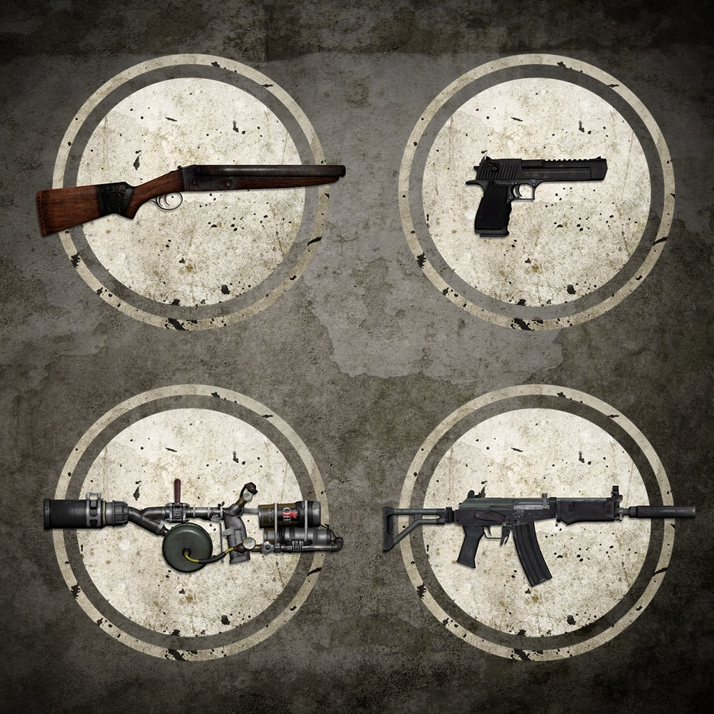 Survivalist Weapons Bundle