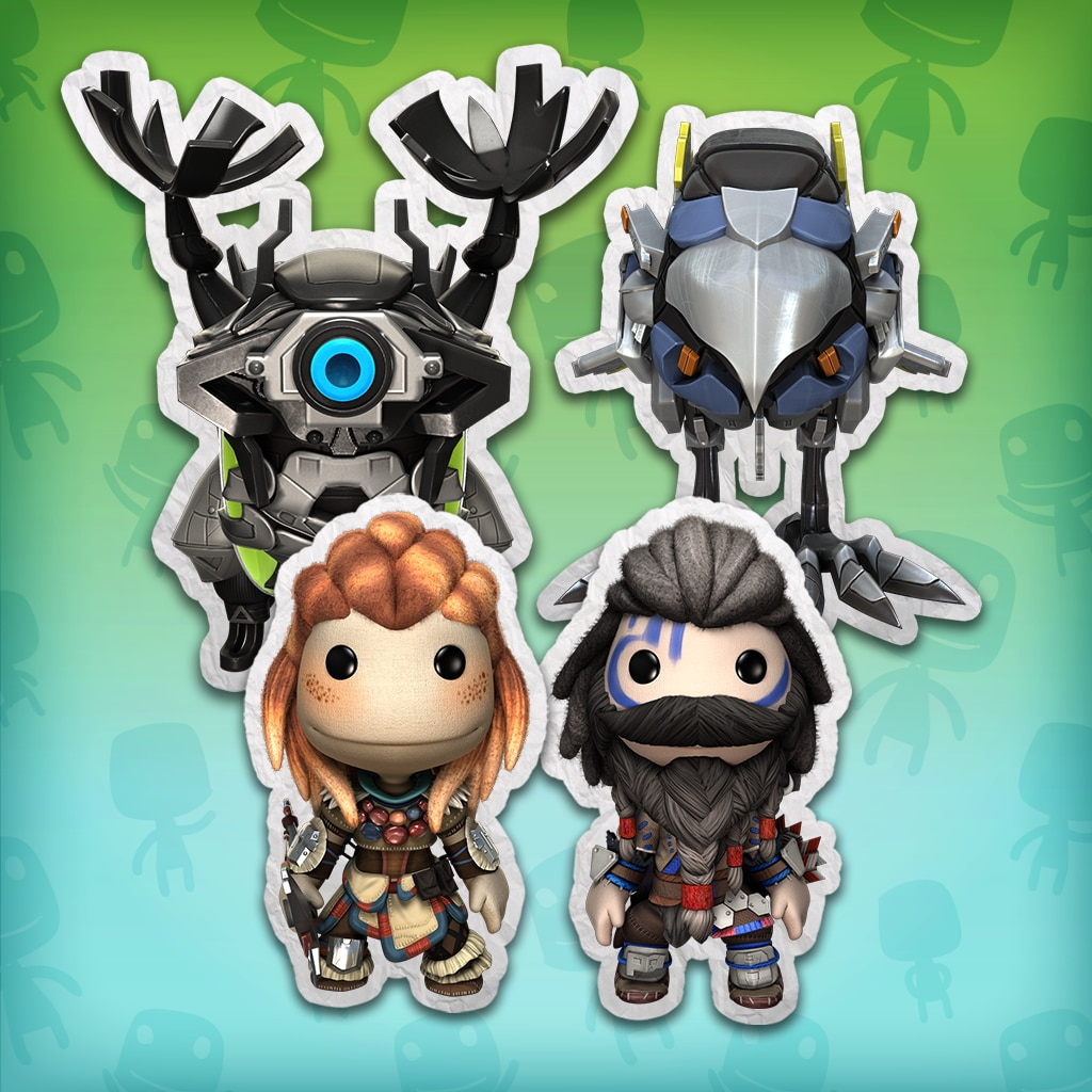 Horizon Zero Dawn Costume Pack – LittleBigPlanet 3