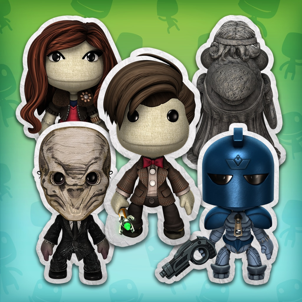 LBP™3 Doctor Who – Eleventh Doctor Costume Pack