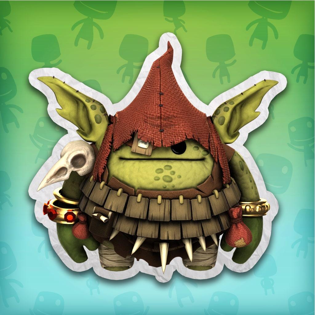Little Toggle's Goblin Costume