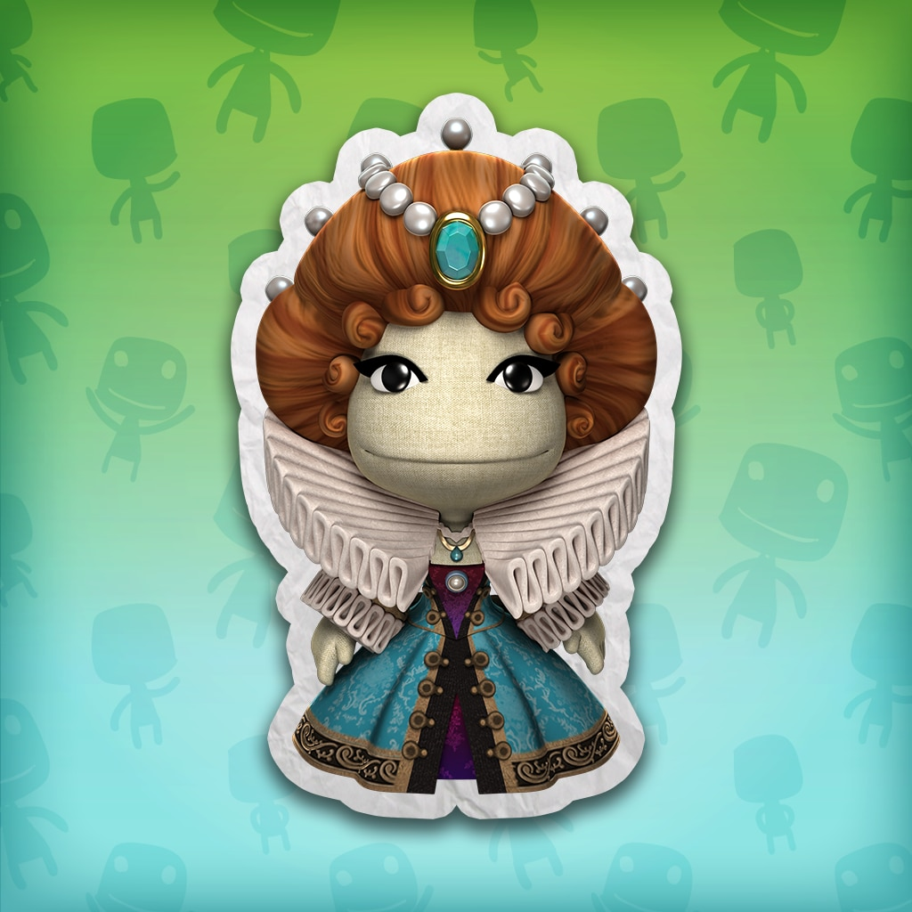 LBP™ 3 Women in History Elizabeth I Costume