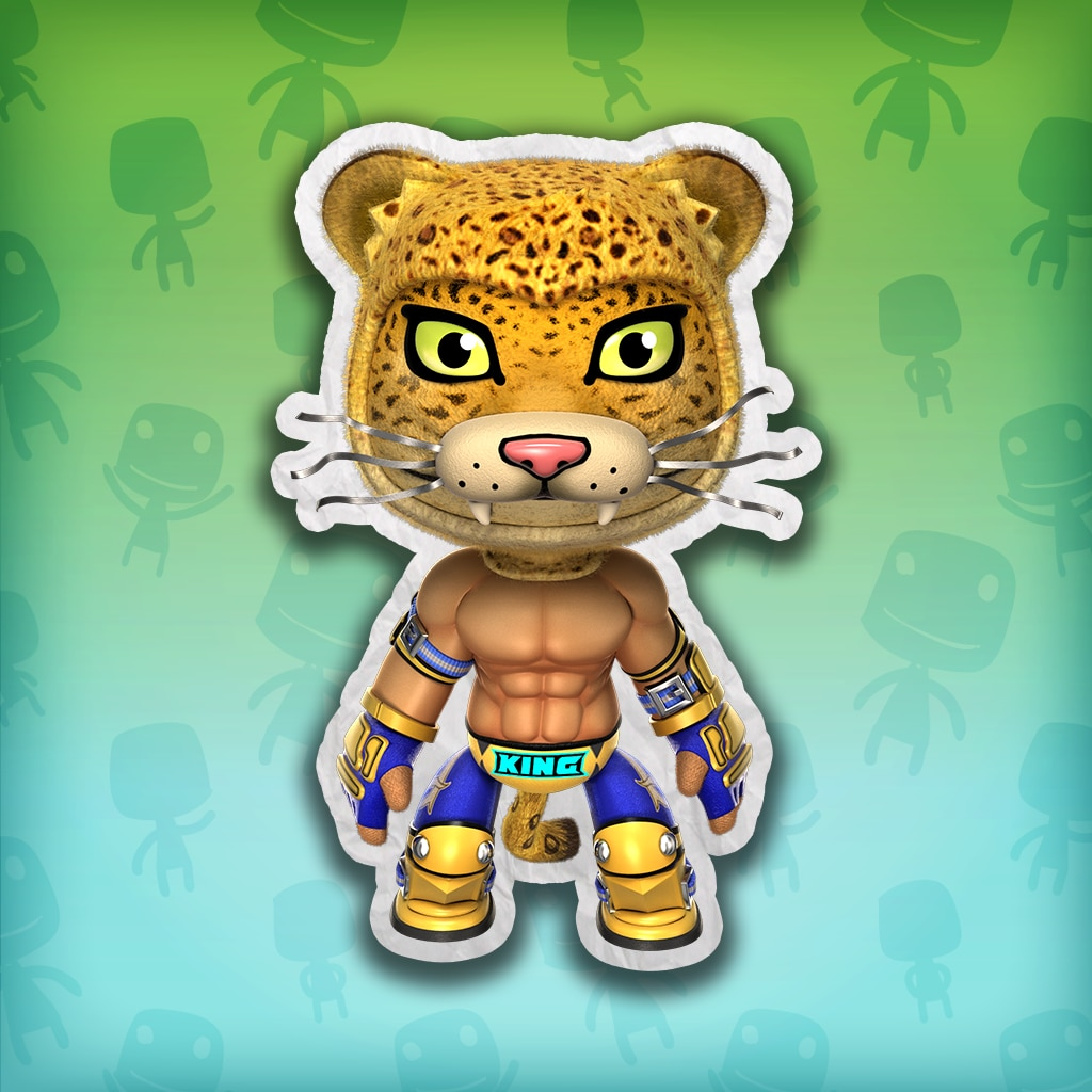 LBP™ 3 – TEKKEN™7 King Costume