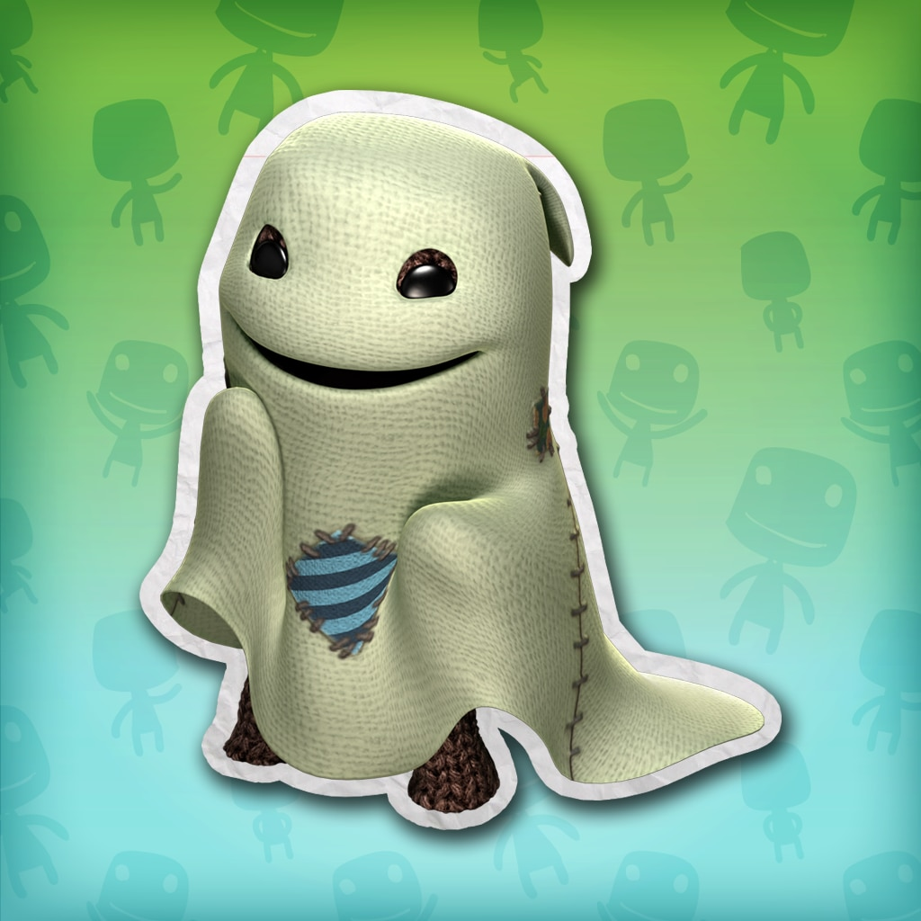 LittleBigPlanet™ 3 - Sack-Ghost Costume