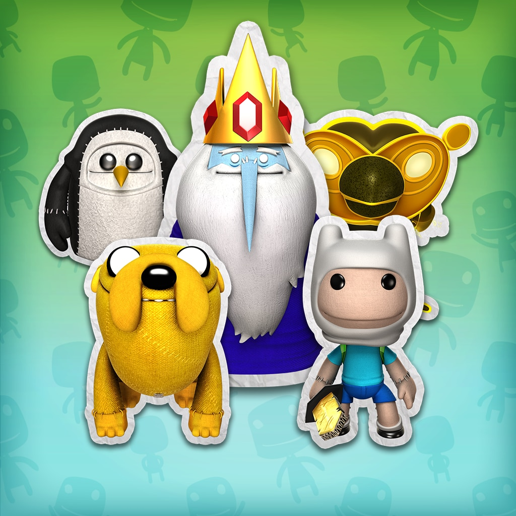 LittleBigPlanet™ 3 Adventure Time Costume Pack