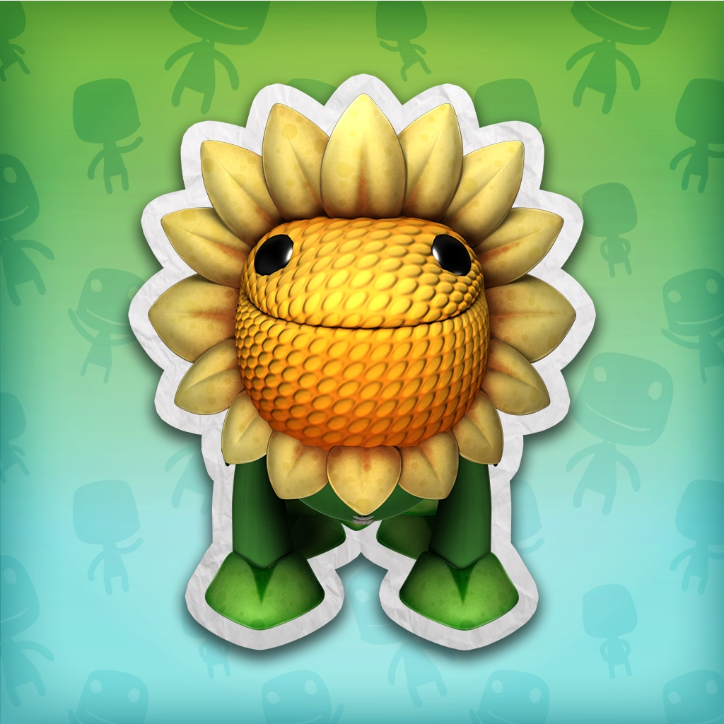 LittleBigPlanet™ 3 Sunflower Costume