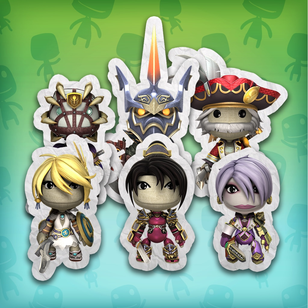 SOULCALIBUR™ Costume Pack – LittleBigPlanet 3