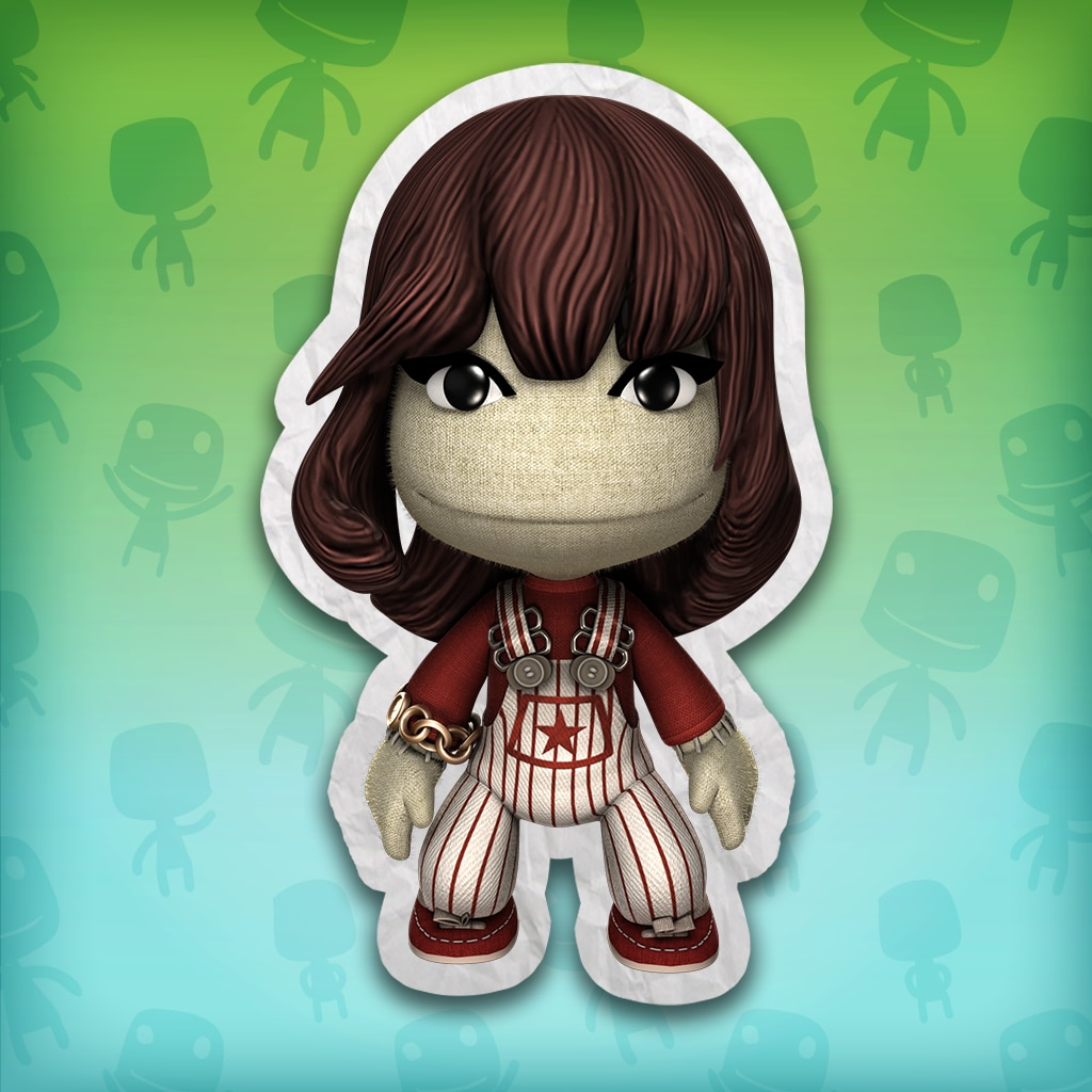 LBP™3 Doctor Who – Tenue de Sarah Jane Smith