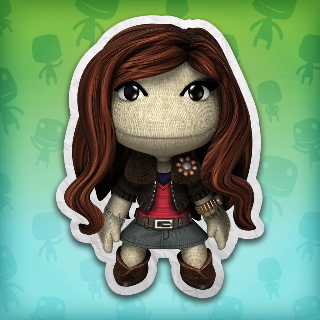 LBP™3 Doctor Who – Amy Pond Costume