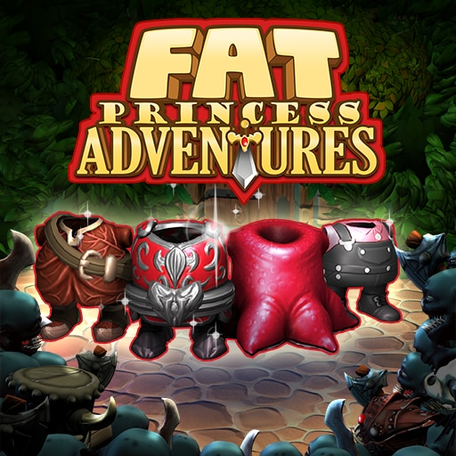 Fat Princess™ Adventures Pack Back and Badder Loot