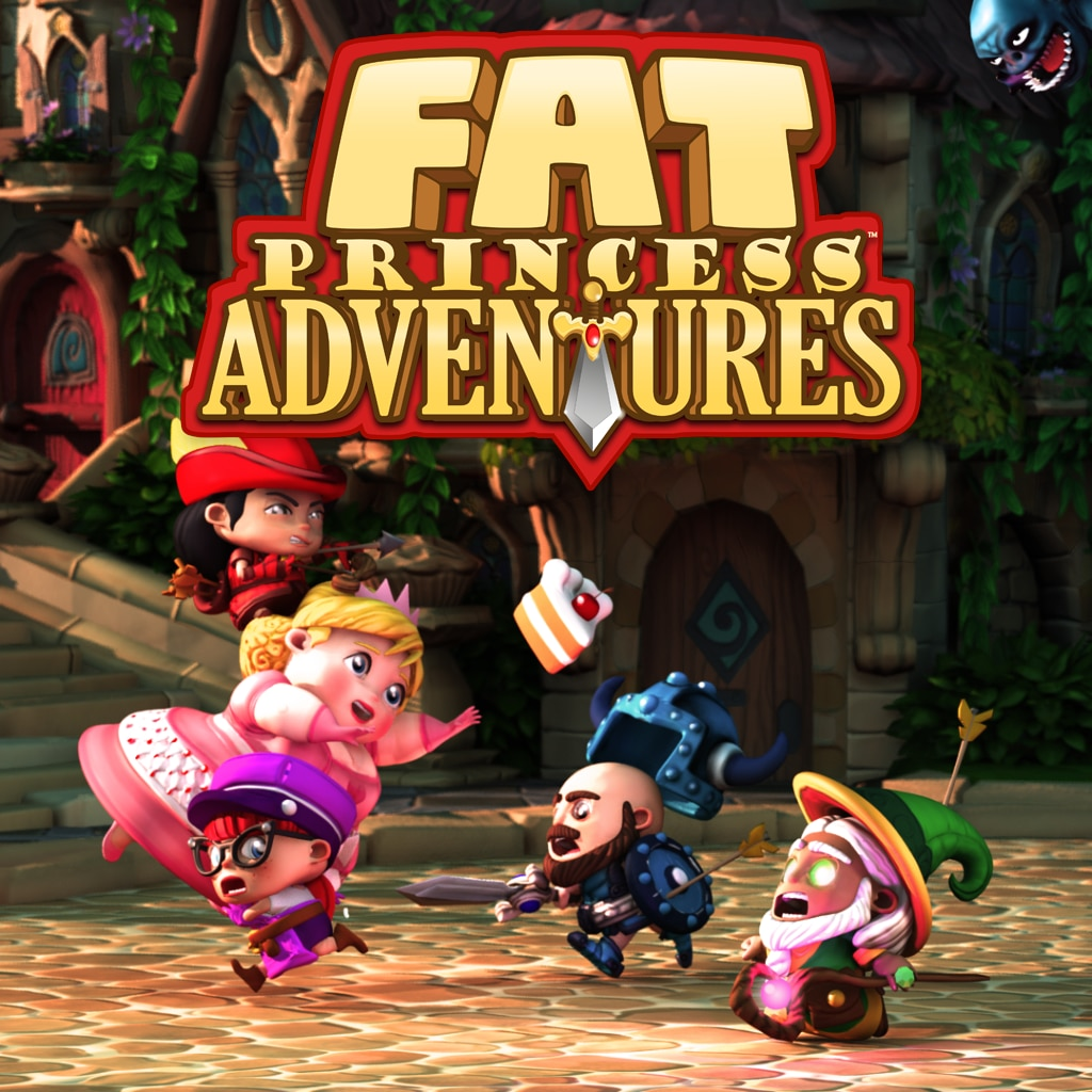Fat Princess™ Adventures Mega Loot Bundle