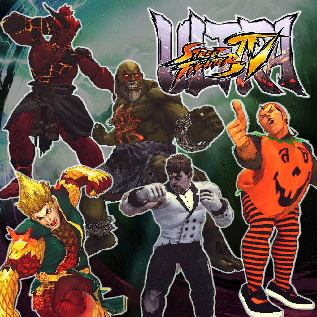 Ultra Street Fighter™ IV Shoryuken Horror Pack