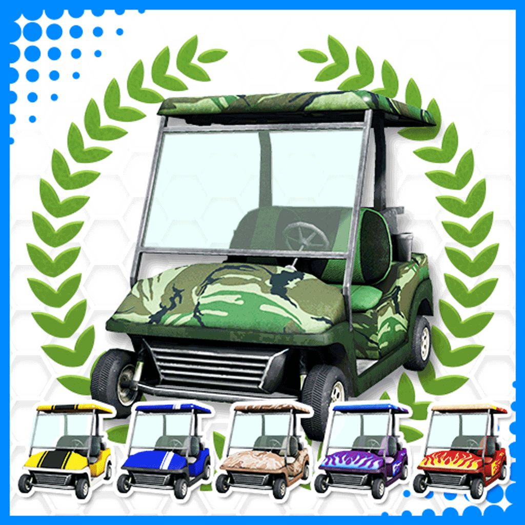 Everybody's Golf Buggy standard