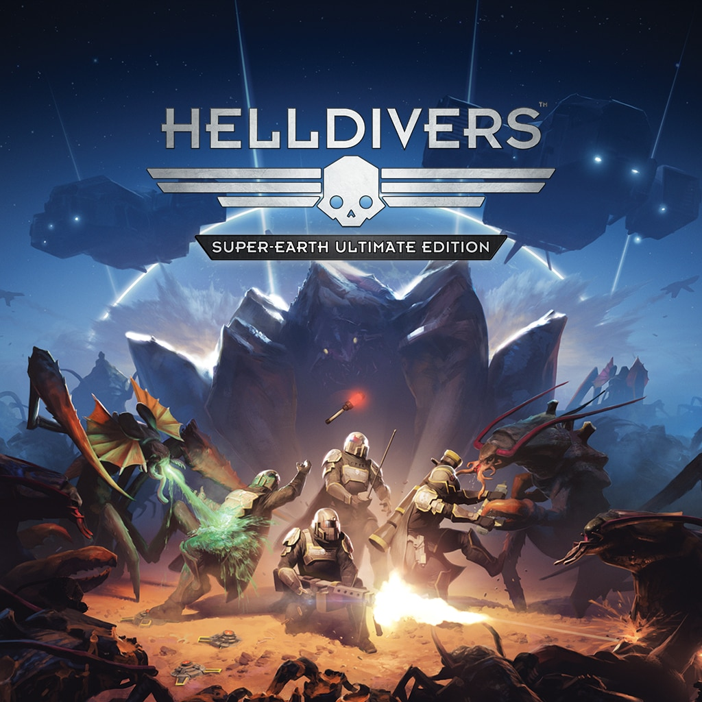 HELLDIVERS™: Über-Erde-Ultimate-Edition
