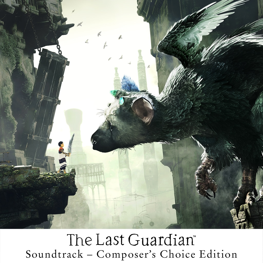 The Last Guardian™ Soundtrack Composer's Choice Edition