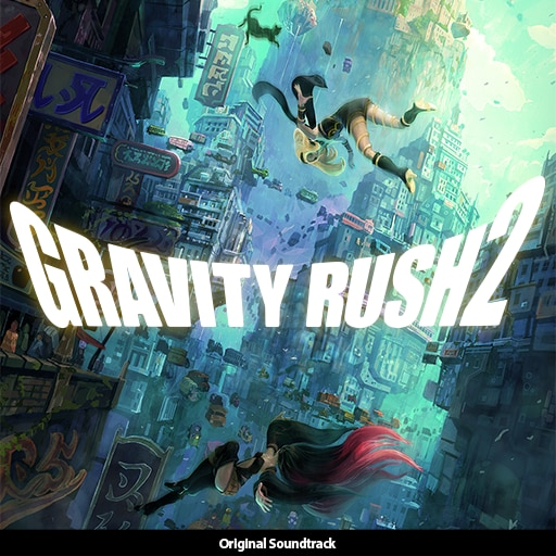 Gravity Rush™ 2 – Colonna sonora originale