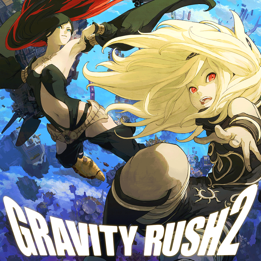 Demo di Gravity Rush™ 2