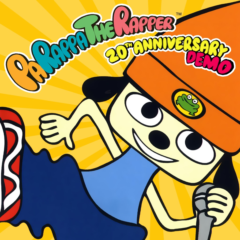 PaRappa the Rapper Remastered Demo